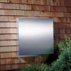EB9 900 CFM External Blower: Aluminum