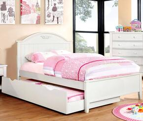 Furniture of America CM7942WHFBEDTR