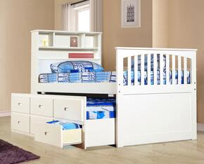 Myco Furniture 9063WH