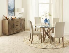 Progressive Furniture D855ROUGTDT4UDCB