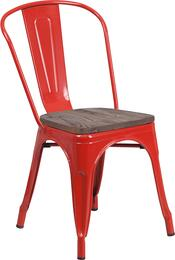Flash Furniture CH31230REDWDGG