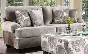 Furniture of America SM5142GYSF