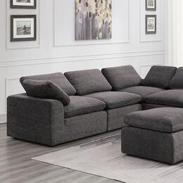 Furniture of America CM6974GY6SEAT