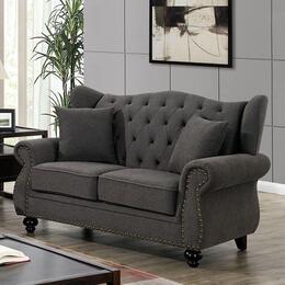 Furniture of America CM6572DGLV