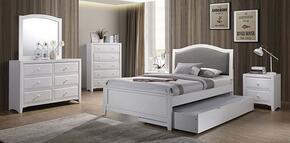 Furniture of America CM7547WHTBNCDM