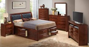 Glory Furniture G1550IQSB4BDMNCMC