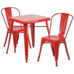 Flash Furniture CH31330230REDGG