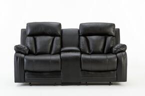 Myco Furniture 1038CLBK