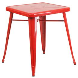 Flash Furniture CH3133029REDGG