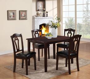 Cosmos Furniture BELLDININGSET