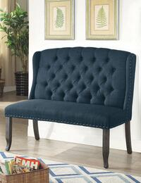 Furniture of America CM3324BKBLBN