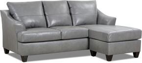 Lane Furniture 206303SCSOFTTOUCHSILVER