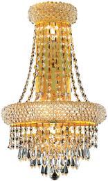 Elegant Lighting V1802W12SGSA
