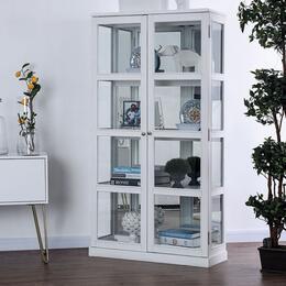 Furniture of America CMCR140WH