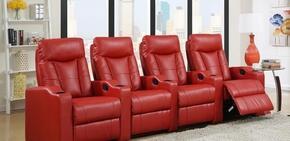 Myco Furniture CA9505RD4PC