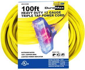 DuroMax XPC12100C