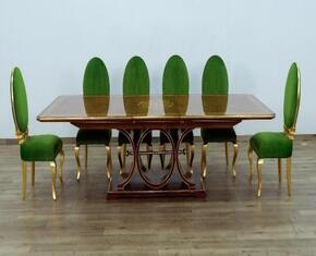 European Furniture 44697DTEMSC