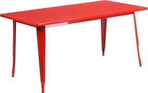Flash Furniture ETCT005REDGG