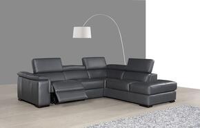 J and M Furniture 18204RHFC