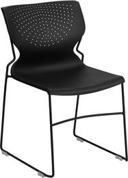 Flash Furniture RUT438BKGG