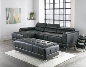 Myco Furniture 1014BK2PC