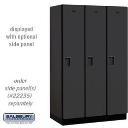 Salsbury Industries 21361BLK