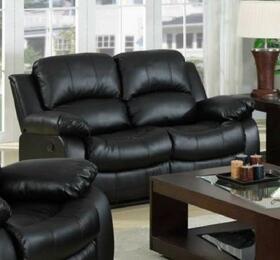 Myco Furniture 1075LBLK
