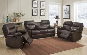 Myco Furniture 2051SBR3PC