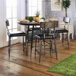 Furniture of America CM3370RPTPC5PCSET
