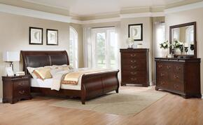 Myco Furniture LP400QNCMDR