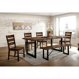 Furniture of America CM3604TSCBN6PCSET