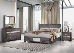 Global Furniture USA SEVILLE-KBDMNS