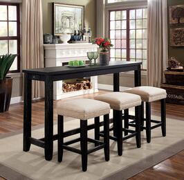 Furniture of America CM3474PT4PK
