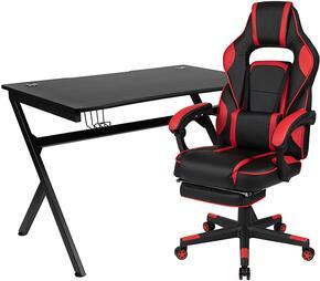 Flash Furniture BLNX40D1904RDGG