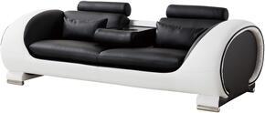 American Eagle Furniture AED802BKWSF