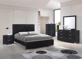 Myco Furniture BR1235KNCMDRBK