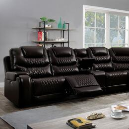 Furniture of America CM6895BRSECTAC