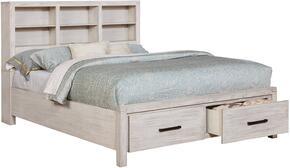 Furniture of America CM7384WHEKBED