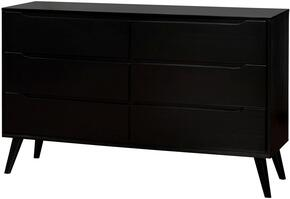 Furniture of America CM7386BKD