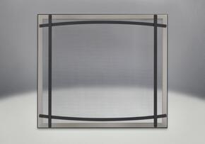 DC35BN Brushed Nickel Safety Barrier with Curved Accents for HD35NT-1