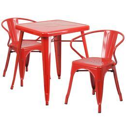Flash Furniture CH31330270REDGG