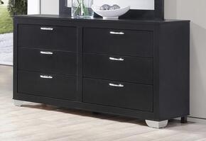 Myco Furniture BR1235DRBK