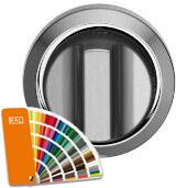 KN-C Standard RAL (Semi-Gloss) Paint (Customer Must Specify RAL #) (Exclude...
