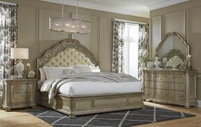 Global Furniture USA BORDEAUXQBDMNS