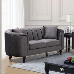 Furniture of America CM6632GYLV