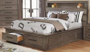 Furniture of America CM7048GYCKBED