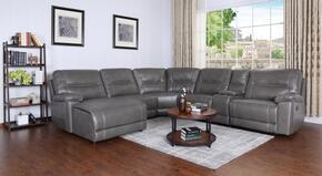 Myco Furniture 1022LFCHGY