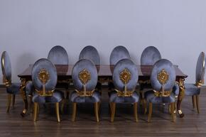 European Furniture 68582DTGSC