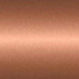 "Brushed Copper Trim Option for 36"" Cooktop"