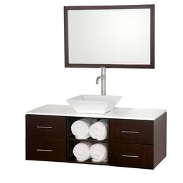 Wyndham Collection WCSB90048ESWHD28WH